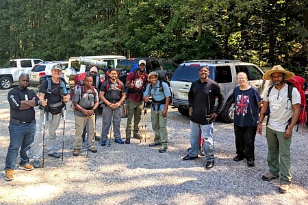 Men's Ministry Hiking Trip 2019
