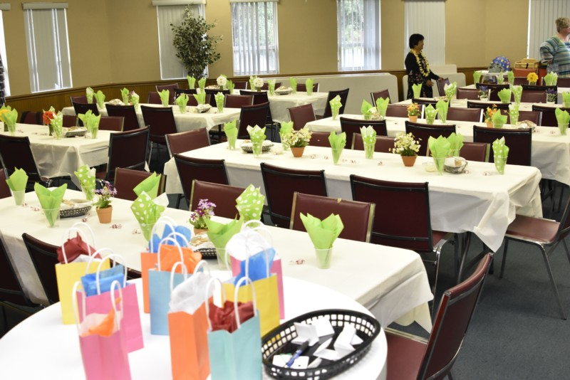 Southpoint SDA Food Pantry Appreciation Banquet